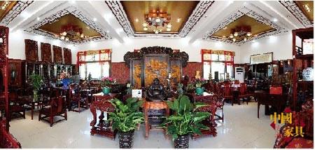 千亿娱乐城qy996_红日古典家具展厅