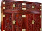 红马顶箱柜