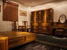 北京室雅楠香卧室家具